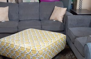 Sofa &loveseat with ottoman for Sale in Decatur, GA