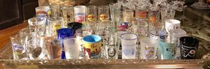 EXCELLENT INTERNATIONAL & NATIONAL COLLECTION SHOT GLASSES (42) - MINT CONDITION for Sale in Pittsburgh, PA
