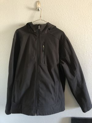 NordicTrack jacket size L North Face Columbia quality for Sale in Las Vegas, NV