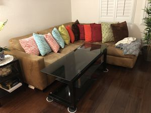 Scandinavian Couch and TV stand for Sale in Antioch, CA
