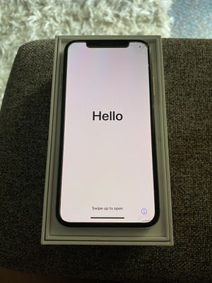 Iphone X 64gb t mobile for Sale in Marietta, GA