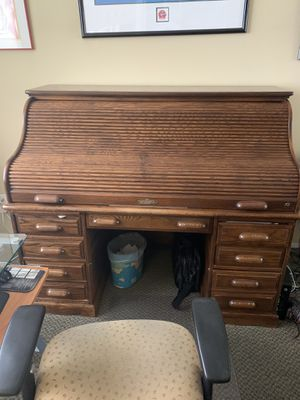 Antique Roll Top Desk for Sale in Agoura Hills, CA