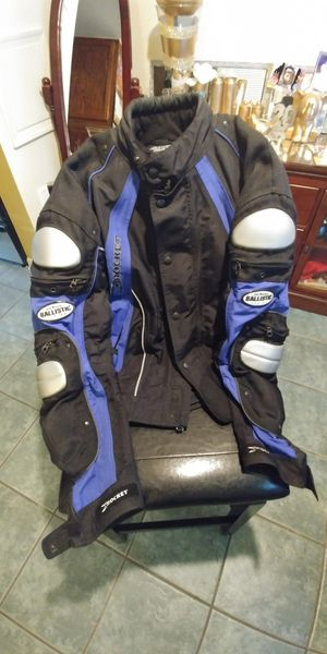 Padded Motorcycle Jacket for Sale in Manassas, VA