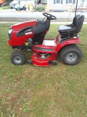 2012 craftsman riding mower for Sale in Jefferson, MD