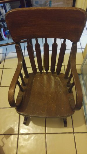 Antique rocking chair for Sale in Austin, TX