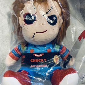 "Chucky 16"" Plush Doll for Sale in Fresno, CA"