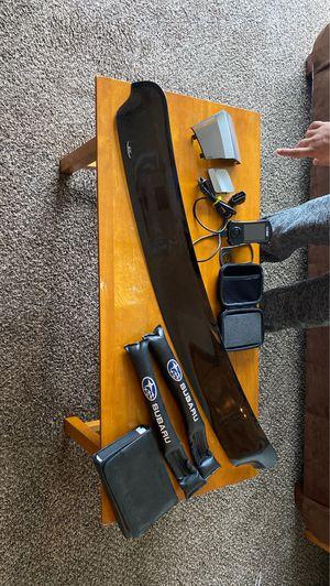 Subaru wrx Impreza 2012 accessories for Sale in Chicago Ridge, IL