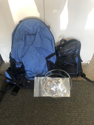 Eddie Bauer Hiking Backpack for Sale in Rancho Cucamonga, CA
