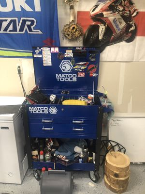 Matco 2 drawer cart for Sale in Vancouver, WA