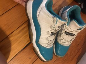 Aqua teal Jordan 11s for Sale in Revere, MA