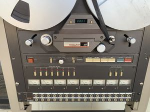 Tascam 38 Vintage 8 Track Studio Reel To Reel Pro Audio for Sale in Scottsdale, AZ