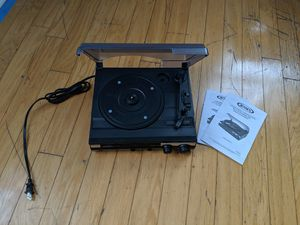 Jensen Jta-230 3 Speed Stereo Turntable With Built in Speakers for Sale in New York, NY