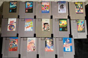 Original Nintendo Games Bundle for Sale in Buena Park, CA