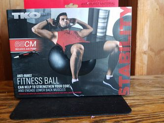Fitness Ball, Weight Capacity- 300 Lbs for Sale in Whittier,  CA