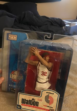 NBA legends Bill Walton action figure (Mcfarlane toys) for Sale in Portland, OR