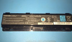 Toshiba laptop battery replacement model NO for Sale in Nashville, TN