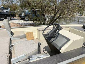 Sea nymph aluminum fishing boat for Sale in Las Vegas, NV