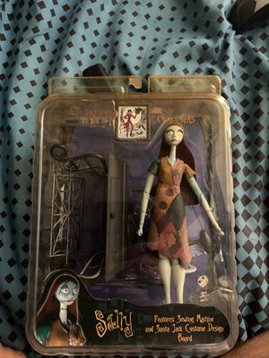 Nightmare before Christmas: Sally figure for Sale in Chino, CA