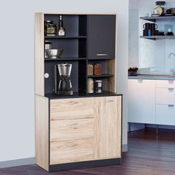 Freestanding Kitchen Cupboard Cabinet for Sale in Los Angeles,  CA