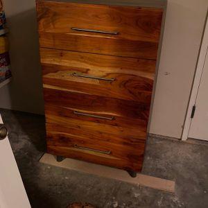 CB2 Mango Wood Dresser for Sale in Glendora, CA