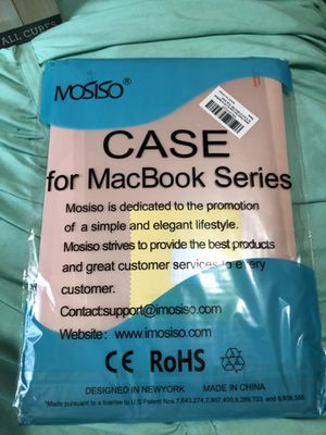 MacBook case for Sale in San Bernardino, CA