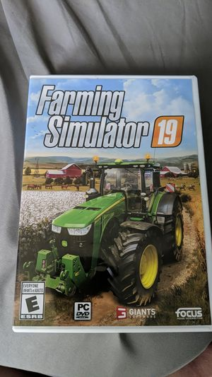 Farming Simulator 2019 for PC, Brand New, 2 Available! for Sale in Aurora, IL