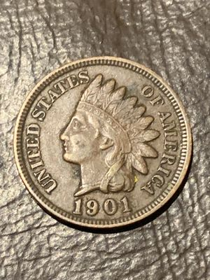 1901 Indian Head One Cent for Sale in San Jose, CA