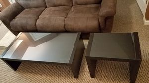 COFFEE TABLE WITH END TABLE for Sale in Leesburg, VA