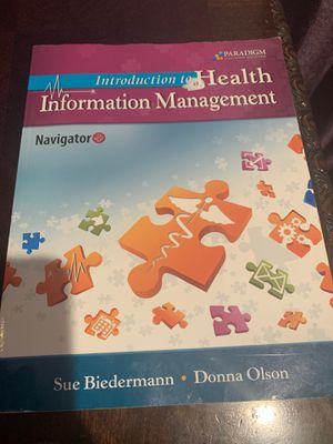 Introduction to health information management for Sale in Queens, NY