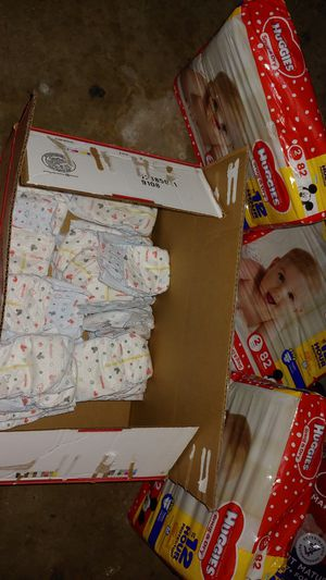 Huggies snug and dry for Sale in Round Rock, TX
