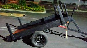 Tilt trailer, dump trailer , utility trailer for Sale in Los Angeles, CA