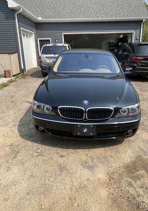 2006 BMW 750i for Sale in Grand Rapids, MI