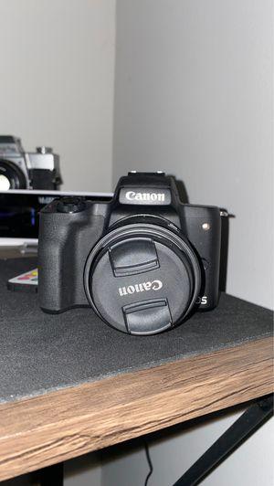 Canon Eos M50 camera for Sale in Springfield, VA
