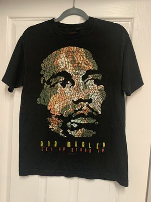 Vtg bob Marley Zion 2003 get up stand up shirt for Sale in Kissimmee, FL