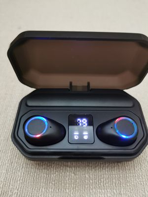 (B8)True Wireless Bluetooth 5.0 Earphones Touch Control Headphones Earbuds Headset for Sale in Rowland Heights, CA