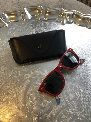 Ray Ban's special edition NY subway sun glasses good condition. Paid $190 for Sale in Washington, DC