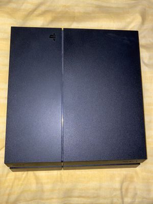 PS4 original 500 gb for Sale in Glenn Dale, MD