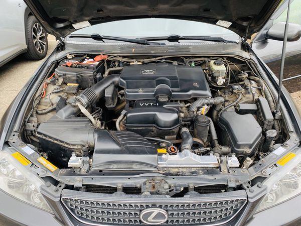 2002 LEXUS IS 300 6-Cyl 3.0 Liter