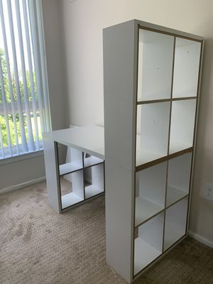 Desk | Bookcase | shelving for Sale in Philadelphia, PA