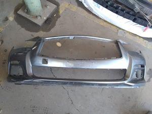 2014-17 Infiniti Q50 front bumper for Sale in Grand Prairie, TX