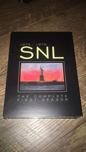 DVD - SNL First Season for Sale in Hilliard, OH