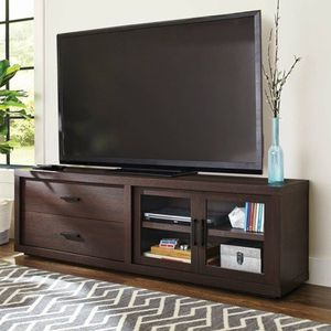 Better Homes & Gardens Steele TV Stand for TV's up for Sale in Houston, TX