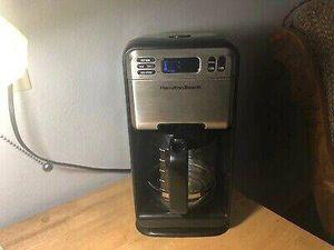 Hamilton Beach Programmable, Coffee Maker, for Sale in Los Angeles, CA