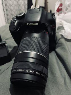 CANON EOS REBEL T2i Camera + more for Sale in Santa Ana,  CA