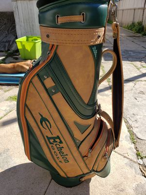 Echelon irons and bag, King Cobra Driver for Sale in Los Angeles, CA