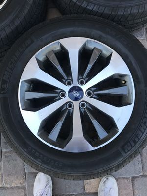 F-150 Truck Stock Rims & Tires 2019 New for Sale in Henderson, NV