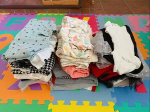 Girls clothes for winter x44 pieces - TAKE ALL FOR $90 for Sale in Union City, CA
