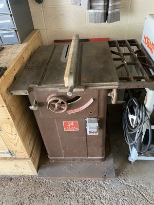 Table saw for Sale in North Ridgeville, OH