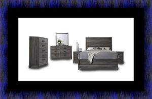 11pc Kate bedroom set with mattress for Sale in Bladensburg, MD