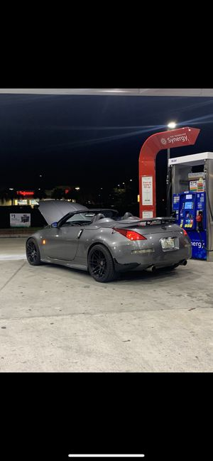 350z Manual Convertible for Sale in Lutz, FL